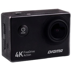 Digma FreeDrive Action 4K (черный)